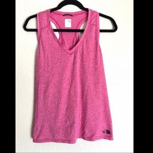 The North Face Women's Pink Tank Top